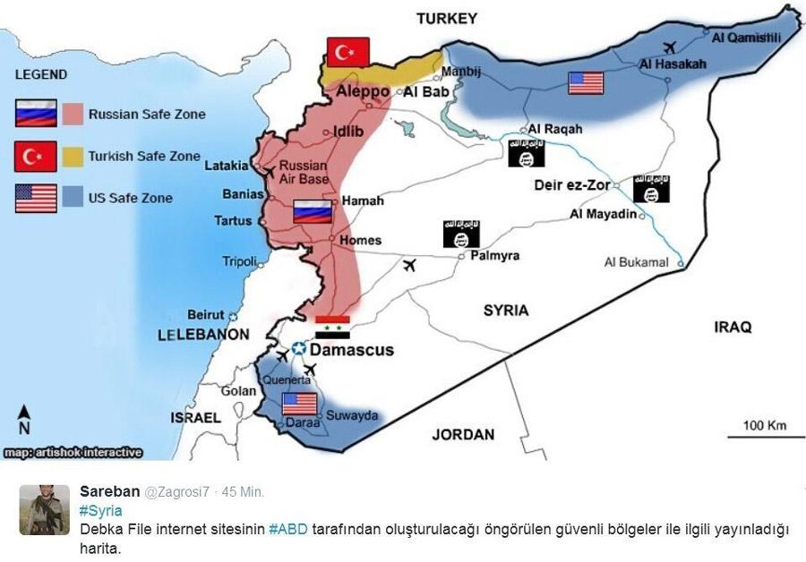 Graphik Sicherheitszonen